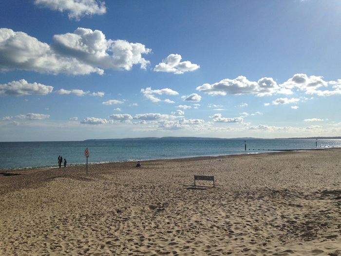 This beach will be in my heart forever❤️ Bournemouth Thanks Guys I Love You This is the photo number 100! Thanks