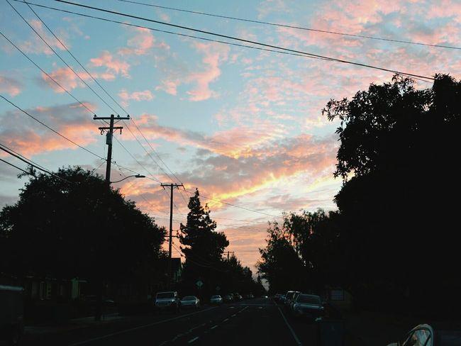 Clouds And Sky Cotton Candy Sky Santaclara Allysphoto California Coast