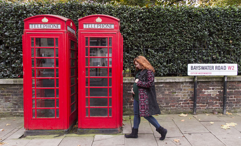 Red Communication Text Full Length Outdoors Real People Telephone Booth Day Standing Tree One Person Architecture Person People Adult Horizontal Pregnancy Pregnant London Lifestyle EyeEm LOST IN London