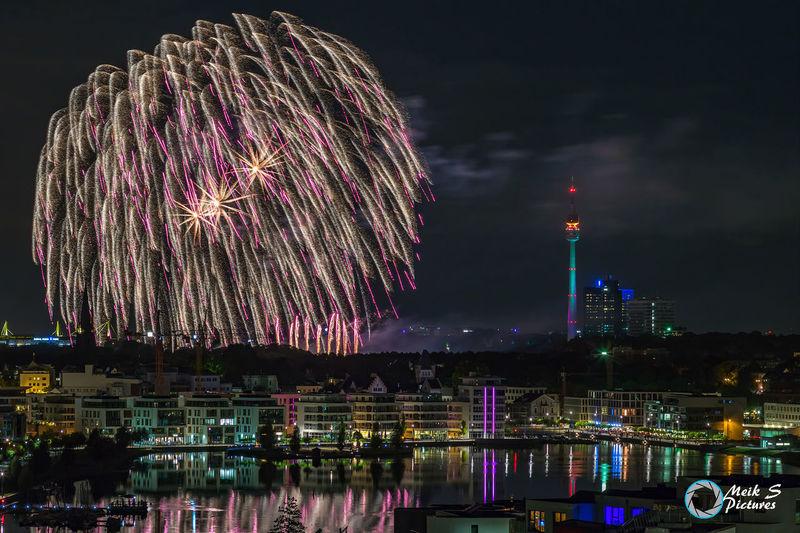 Feuerwerk Lichterfest 2016 First Eyeem Photo
