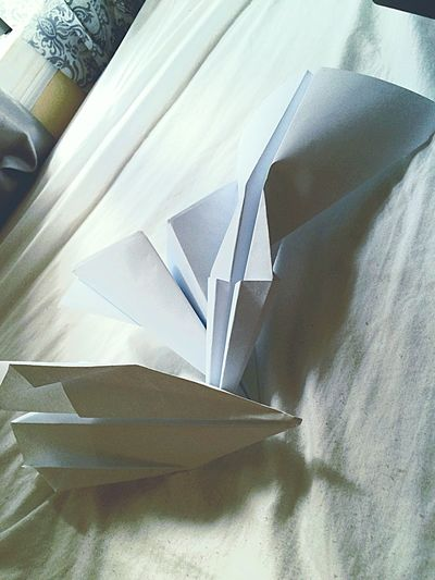 Paper View Airplanes