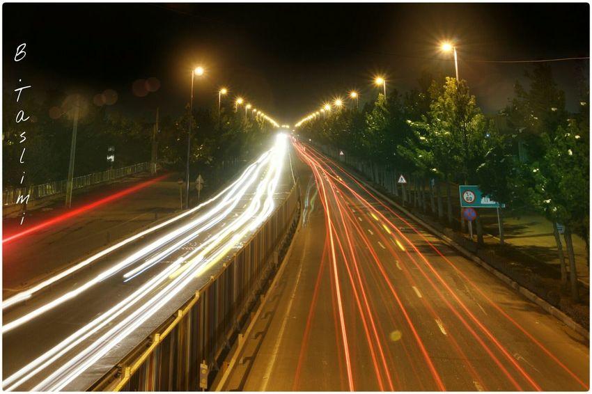 PHoTo:B.Taslimi ایران آذربایجان شرقی شهر بناب تسلیمی شب کانن کانن700دی خیابان Night Iran♥ Bonab Taslimi Canon700D City Lenz 18-55 Canon