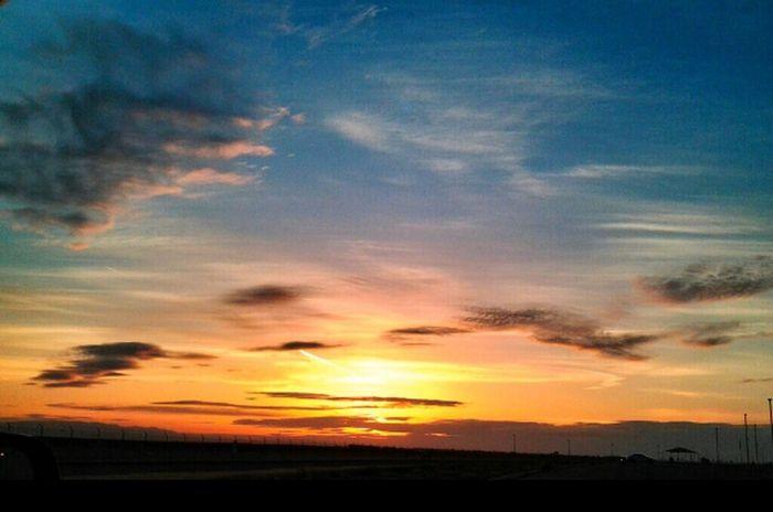 Sunset Nature Follow Me Skyporn