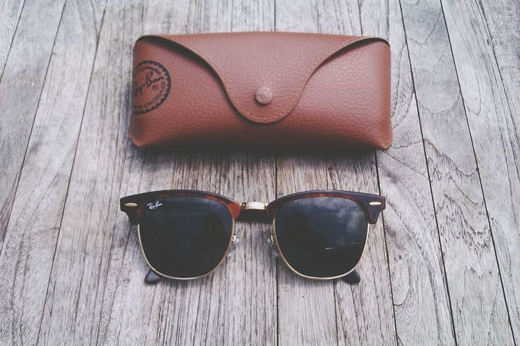 clubmaster Rayban Clubmaster Summer Sunglasses