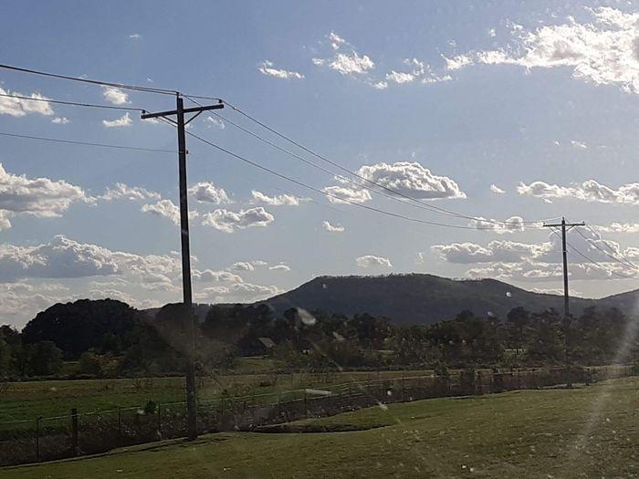 Windshield View
