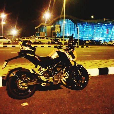 My Street Rider KTM Duke200 Hanging Out NightOut✨