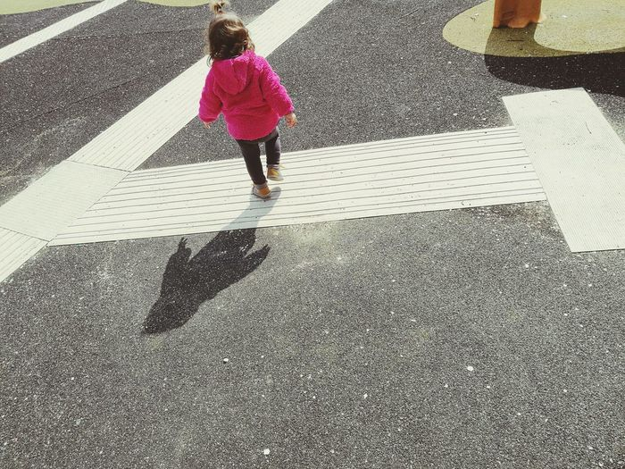 Child Childhood Toddler  Toddlerlife Toddler Girl Walking Walking Around Kid Walking Child Walking Child Walking Alone Growing Up Low Section Childhood Full Length Child Girls Zebra Crossing Children Preschooler Caucasian Pedestrian Focus On Shadow FootPrint Footwear Shoe Crosswalk