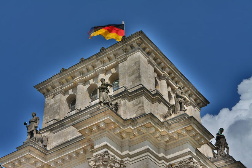 105mm Architecture Berlin Building Exterior Deutchland Germany HDR Hdrphotography Tourism Travel Discover Berlin