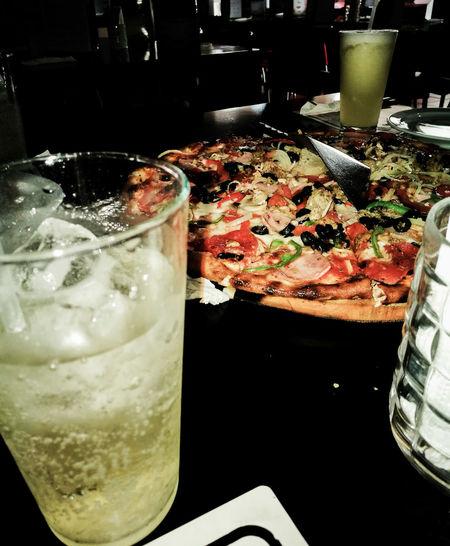 sedientos Pizza