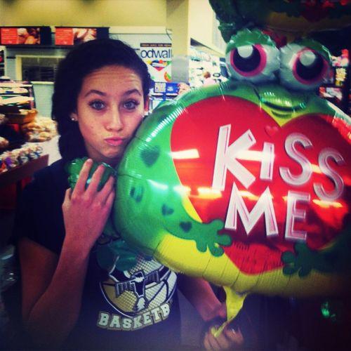 Kiss Me? 