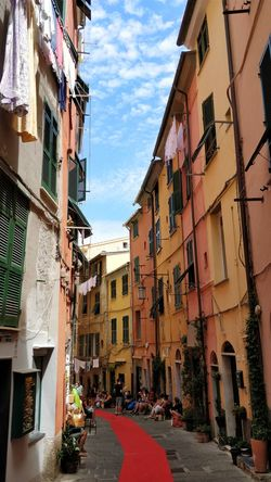 Architecture Street Streetphotography Cinqueterre City Amazing Redcarpet Colors