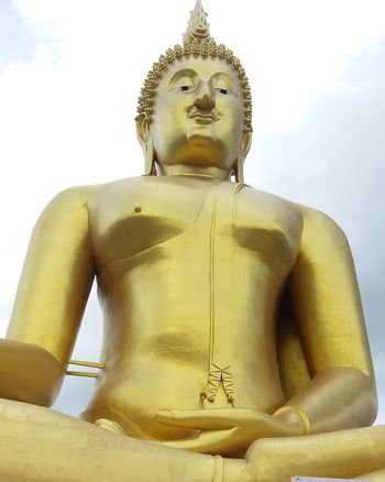 Big Buddha🙏🙏🙏 Statue Big Buddha Big Buddha, Thailand Big Buddha Statue Big Buddha Temple Big Buddha Respect And Honor