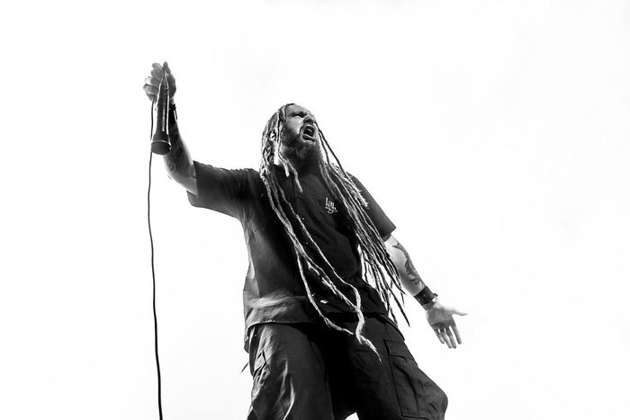 Decapitated performing at the Festival Blastfest in Bergen, Norway. Concert Photography Music Photography  Festival Death Metal Live