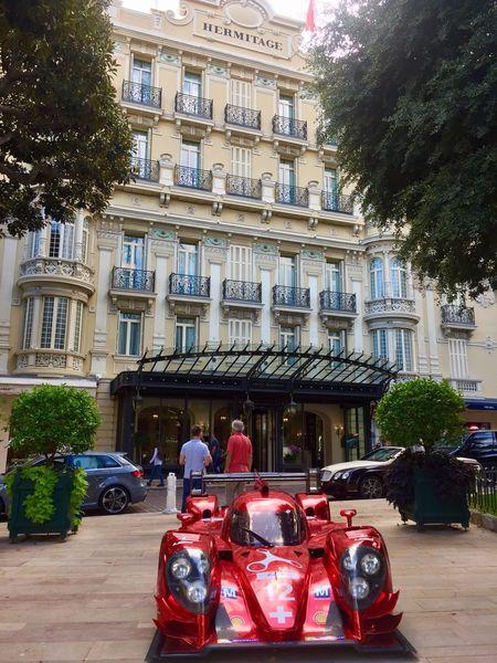 Hotel Monaco Monte Carlo F1 Formula 1 Grand Prix  Hermitage Hotel Car Sports Car Race Race Car