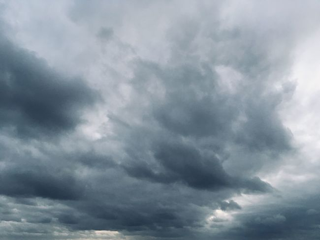 Cloud - Sky Sky Beauty In Nature Low Angle View Storm Scenics - Nature Cloudscape No People Nature Overcast Storm Cloud Dramatic Sky Day Tranquility Outdoors Meteorology Backgrounds Ominous Tranquil Scene Dusk