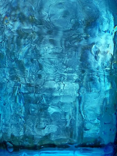 Blue Focus On Foreground Outdoors Close-up Day Water Cool Luminous Luminosity Cold Temperature Translucent Shimmer Shimmering