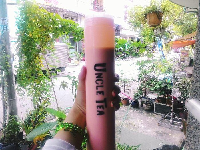 Milk Tea Uncle Tea Kungfu