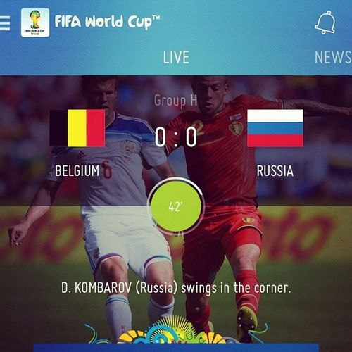 Need to win... ✊⚽ Fifa Worldcup2014 Sportsbetting Feelinglucky belgium russia