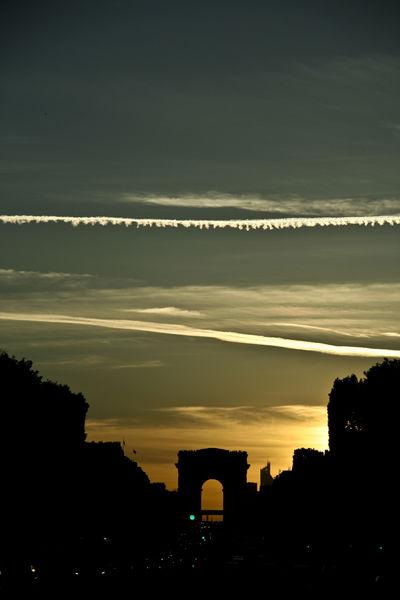 Arch Of Triumph Arco Del Triunfo  Paris Paris Je T Aime Paris ❤ Paris, France  Sunset Triumph Arch Triunph Arc