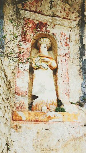 Religion Outdoors Eremo Abruzzo, Italia Maiella