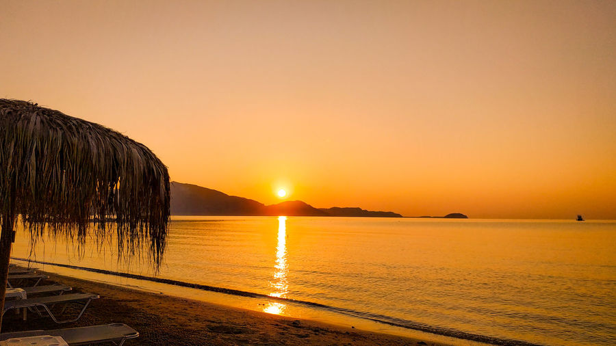 Sunrise Laganas