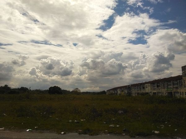 Clouds Clouds And Sky Cloudy Skies Nature Sky Landscape No People Telling Stories Differently Abandoned Abandoned Buildings Abandoned Warehouse Abandoned Places Hidden Gems  A Bird's Eye View Ice Age
