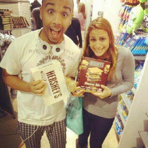LifeIsLikeABoxOfChocolates Chocolate ChocolateLove Swag Funny Lmao NewYork SightSeeing ChocolateFactory