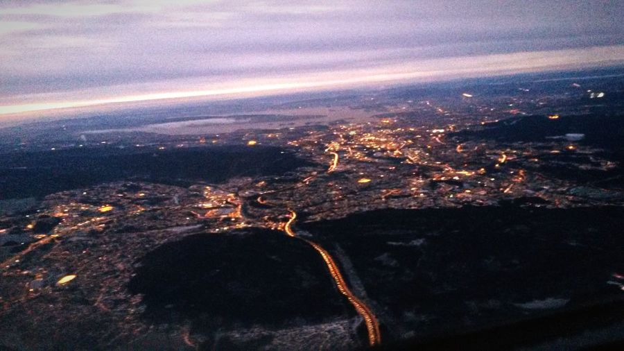 Oslo From An