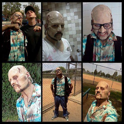 @GeorgeWatsky @gwatsky KillAHipster SaveYoHood zombie.... tastes like beets. VegeZombie