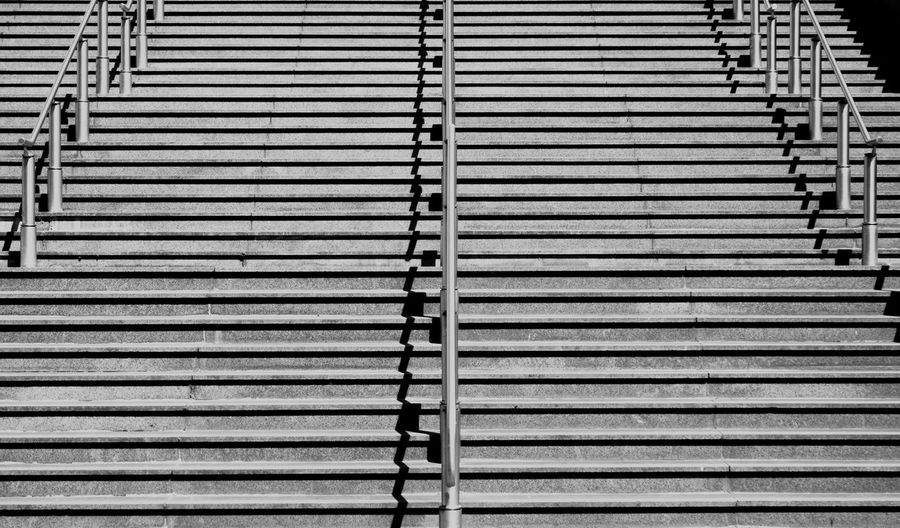 Black and White staircase Architecture Birmingham Black & White Black And White Blackandwhite Building Building Exterior Contrast Day Digbeth Modern Modern Architecture No People Outdoors Outside Staircase Steps Steps And Staircases Uk Colour Your Horizn
