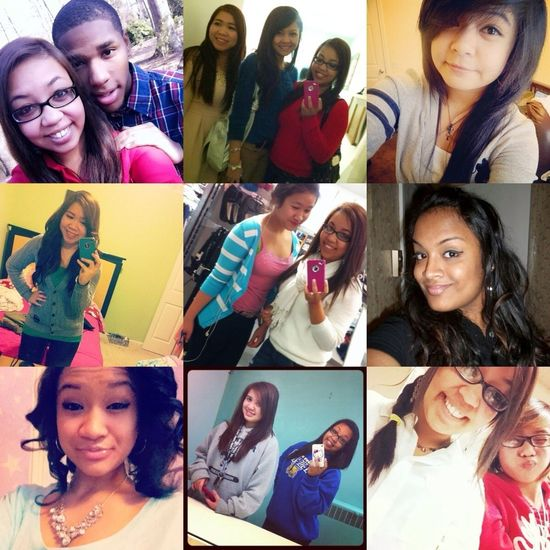Best friends <3333 people who I can count on ! ^.^