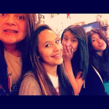 With The Girls Yesterday(: I Had Fun!^-^
