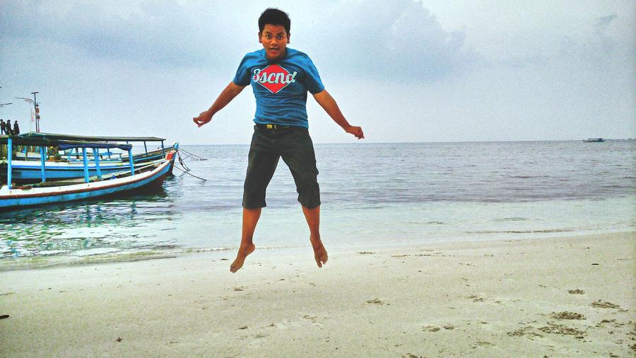 Jump.. Jump.. Jump..!! The EyeEm Facebook Cover Challenge Life Is A Beach Love Eye4photography
