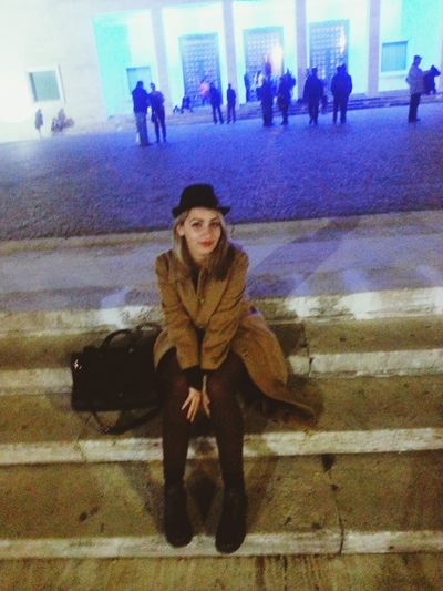 Hello World EyeEm Gallery Enjoying Life Streetphotography Academyofart After Concert Street Fashion Just Chillin'