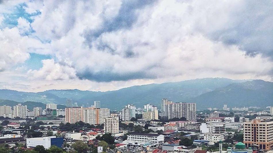 Morning scenery City Life Penang Picoftheday Tgif_nature Tgif