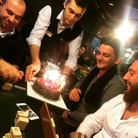 Happy Birthday! Friends Turkish Relaxing Quality Time Hello World Enjoying Life Model