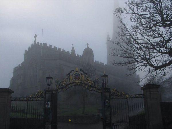 church Beautful darknees