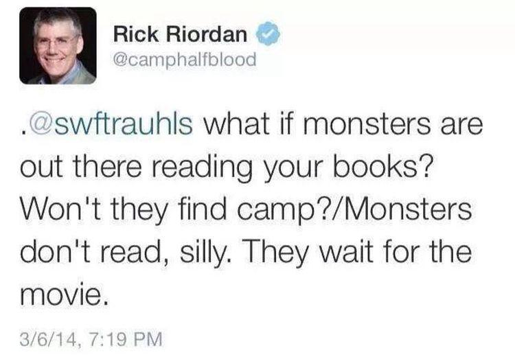 J jajajjaja Book Rick Riordan Percy Jackson Fandoms