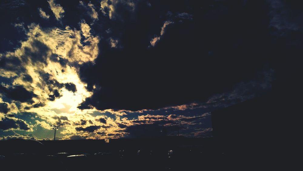 Clouds And Sky Sunset Sky Porn