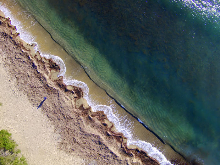 Costa Dorada Beach-Tarragona Drone  Aerial Photography Aerial Photography Nature Beach Beauty In Nature Close-up Day Nature No People Outdoors Photography With A Drone Sand Scenics Sea Sky Tree Vertical Photography Water Wave