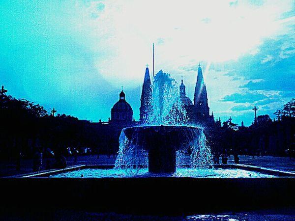 Plaza juarez gdl Hello World