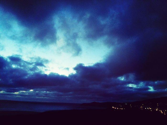 Cloudporn Sunset Beauty Sea