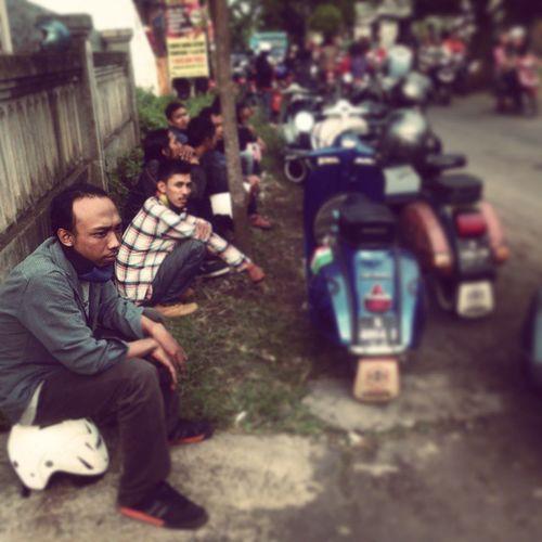 BaksosRamadhanMalves2014 MalangVespa Malves  Malang Vespa BrotherHood Me