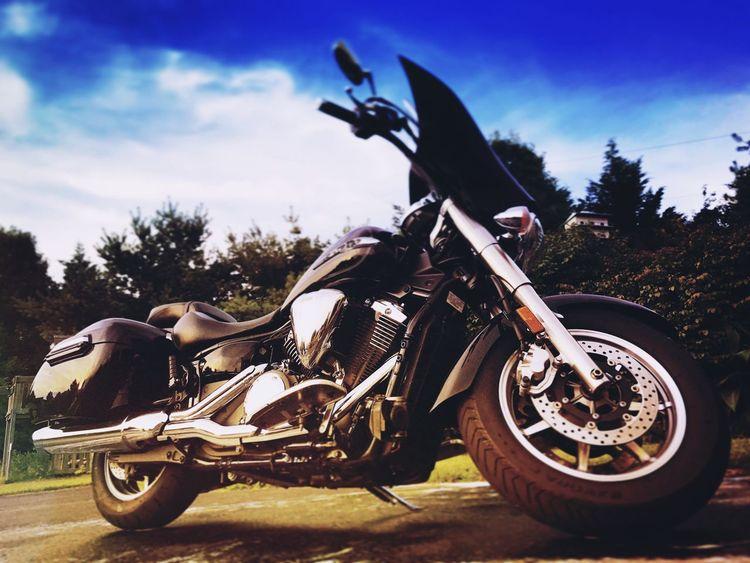 Motorcycle Motorcycles Motorbike Cruiser Bagger Vstar Yamaha Yamahavstar Vstar1300 Myfun Bike