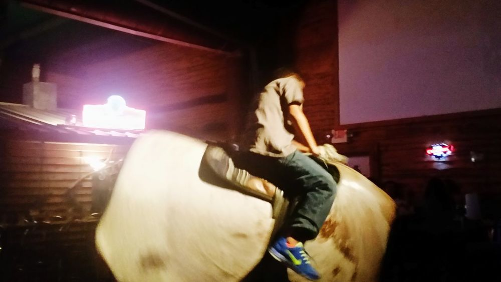 Country Life Bull Riding/rodeo Winks Party