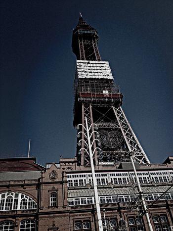 Sightseeing Blackpool Blackpool Tower