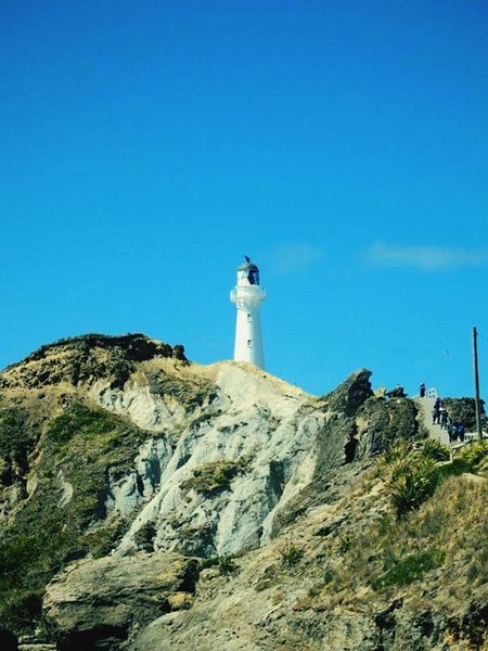 Scenery Shots View Photography Newzealand Newzealandscenary Scenery Lighthouse Photooftheday