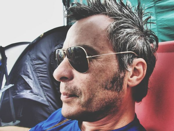 Karim Roskilde Festival Music Party Color Portrait