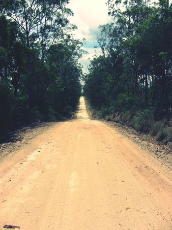 MeinAutomoment driving this Dirt Road in Kingaroy to my Farmwork Feel The Journey Original Experiences Connected By Travel