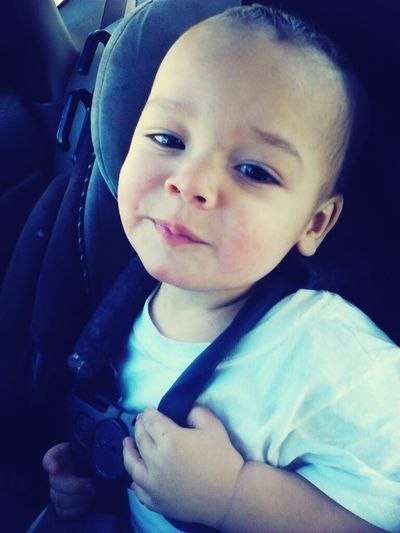 L.b Lookin Like His Mommy